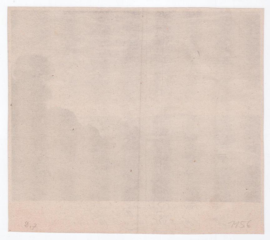 Генри Гоудт «Аврора», 1613 год