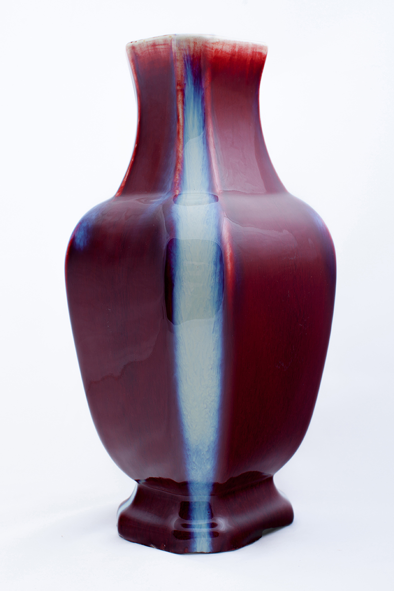 Ваза FLAMBE, 41.5 см