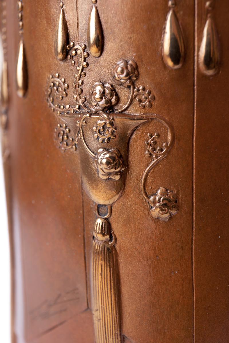 """Бронзовая ваза Erté """"STYLE"""", 31.5 см"""