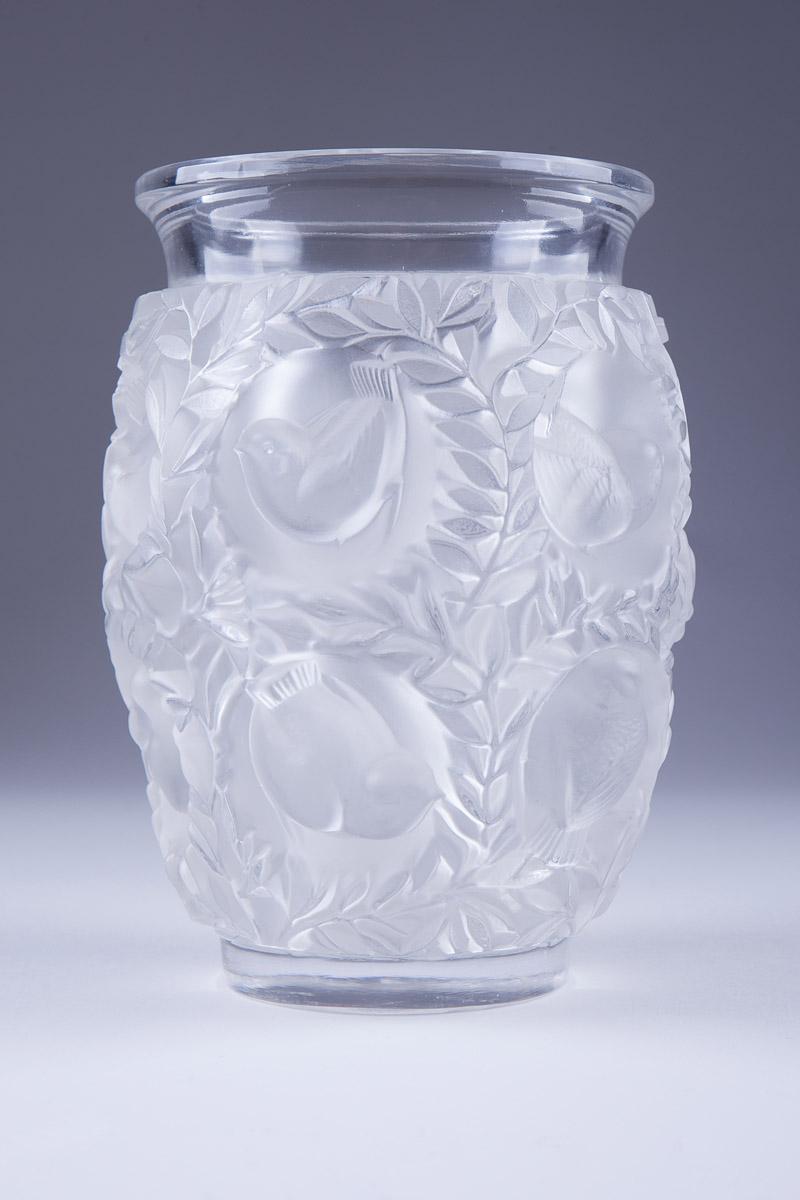 """Ваза Lalique """"BAGATELLE"""", 17 см"""