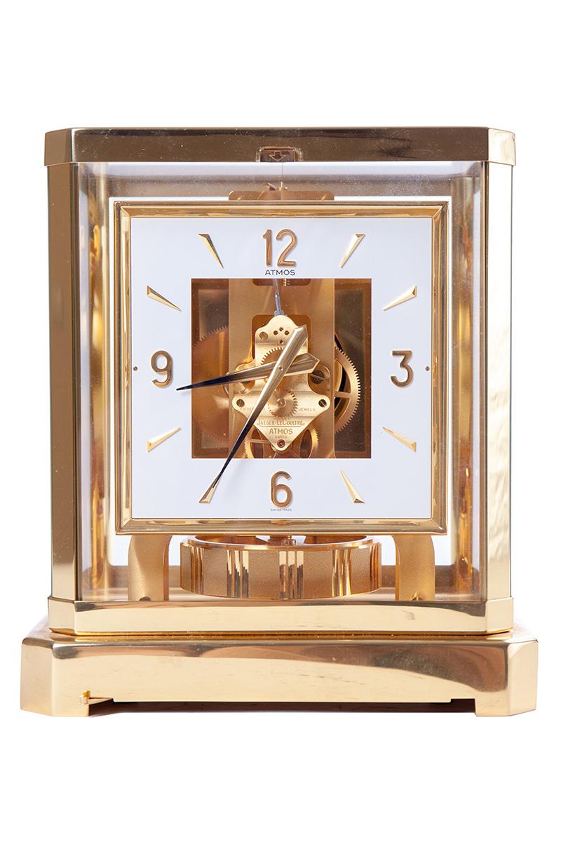 "Классические часы JAEGER LE COULTRE ""ATMOS"", 23 см"