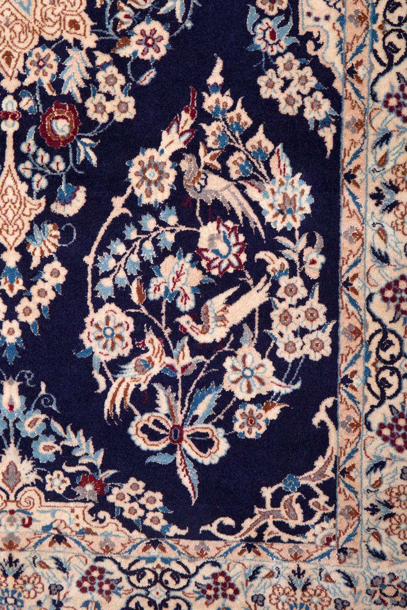 Персидский ковёр из Наина, 147х105 см