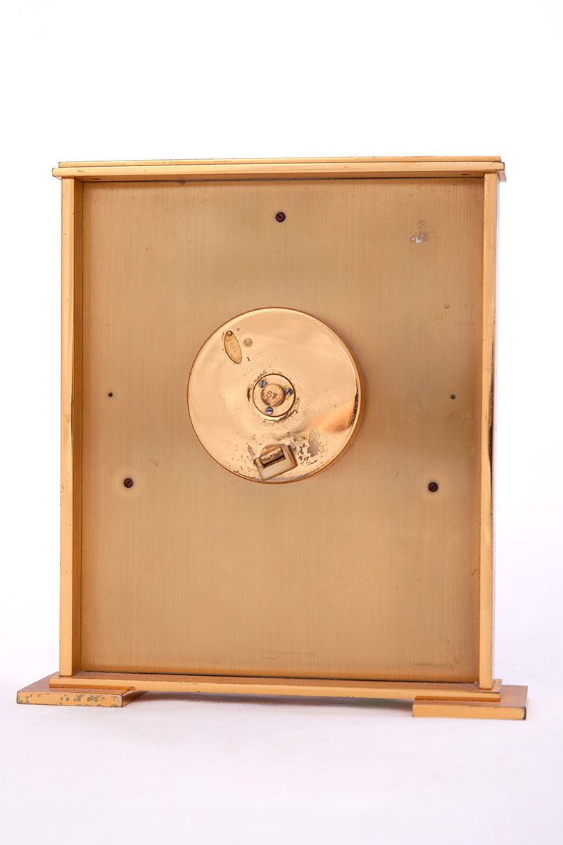 "Настольные швейцарские часы LUXOR ""Blome"", 16 см"