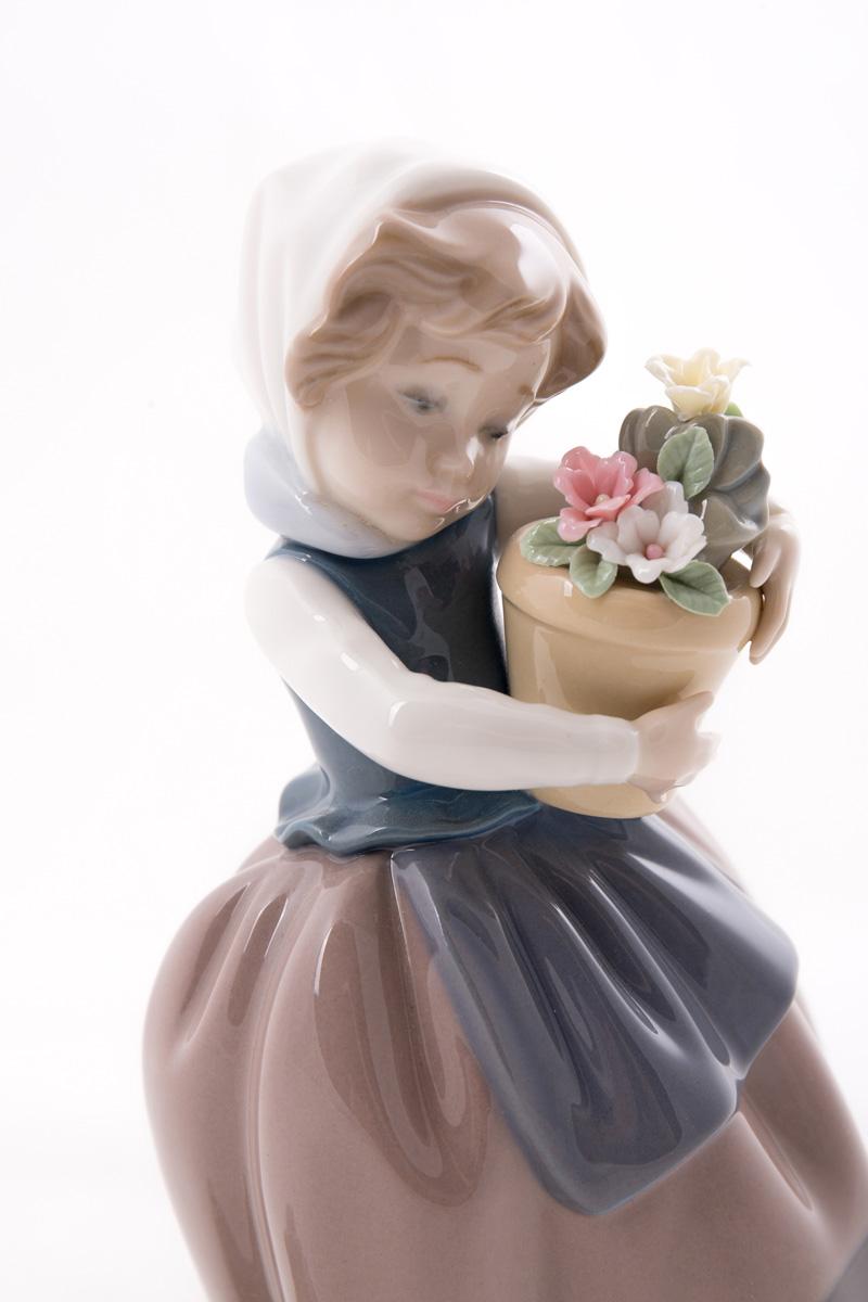 "Статуэтка Lladro ""Пришла весна"", 16.5 см"