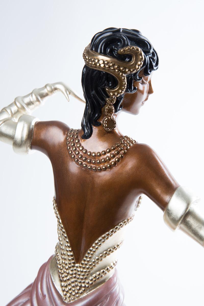 """Бронзовая скульптура Erte """"Belle du Bal"""", 46 см"""