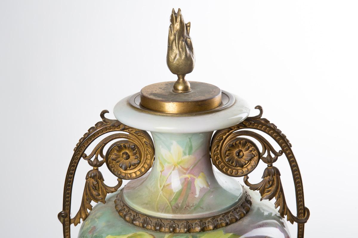 Большая напольная ваза ART NOUVEAU, 79 см