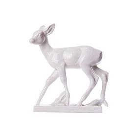 """Коллекционная статуэтка MEISSEN """"Оленёнок"""", 12.5 см"""