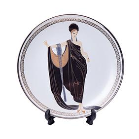 """Подарочная тарелка Erté """"Glamour"""", 20.5 см"""