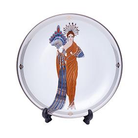 "Подарочная тарелка Erté ""Athena"", 20.5 см"