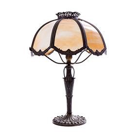 Настольная лампа Edward Miller & Co, 57 см