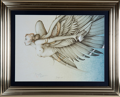 "Michael Parkes ""Beyond the Night"""