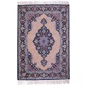 Персидский авторский ковёр из Исфахана, 148 х 104 см