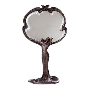 Настольное зеркало ART NOUVEAU, 45.5 см