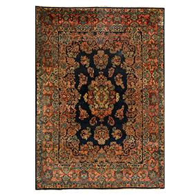 Большой персидский ковёр, 355 х 270 см