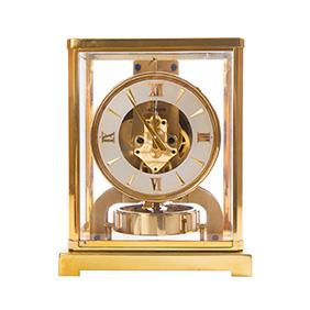 "Часы JAEGER LE COULTRE ATMOS ""Phases de lune"", 22 см"