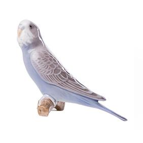 """Статуэтка Bing & Grondahl """"Попугай на жердочке"""", 10 см"""