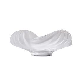 """Хрустальная пепельница Lalique """"Aruba"""", 17 см"""