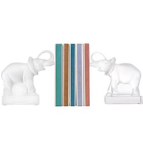 """Держатели для книг Lalique """"Elephans"""", 15 см"""