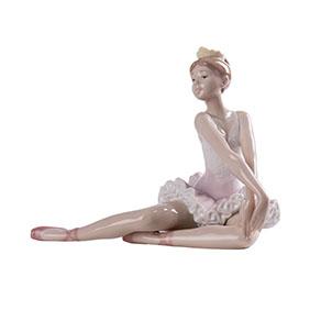 "Фарфоровая статуэтка Lladro ""Балерина"", 13 см"