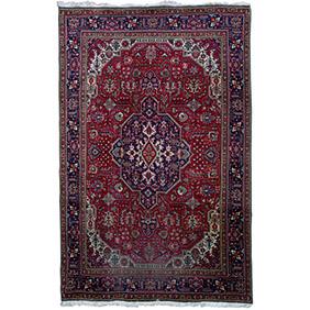 Большой персидский ковёр HERIZ, 298х198 см