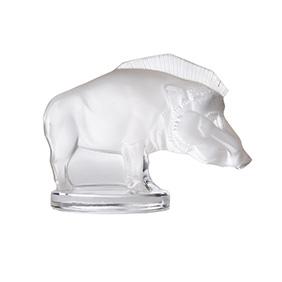 """Хрустальная скульптура Lalique """"Sanglier"""", 6.5 см"""